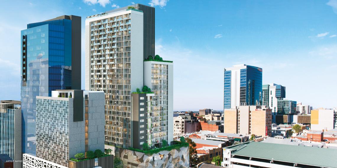 Nv Apartments Perth