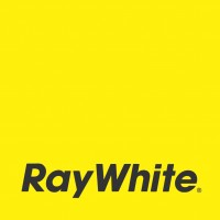 Ray White primary logo (yellow) - CMYK